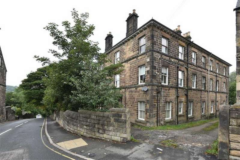 3 Bedrooms Flat for sale in Flat 6 Belle Vue Mansions, 51, Steep Turnpike, Matlock, Derbyshire, DE4