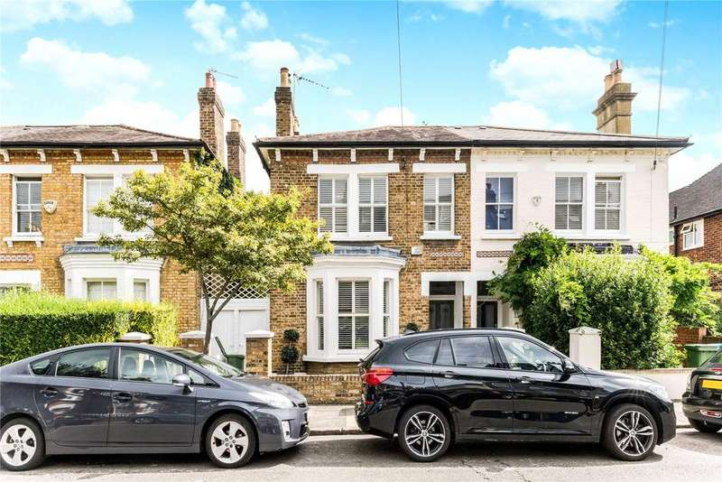 5 Bedrooms End Of Terrace House for sale in Cambridge Road, Barnes, London, SW13