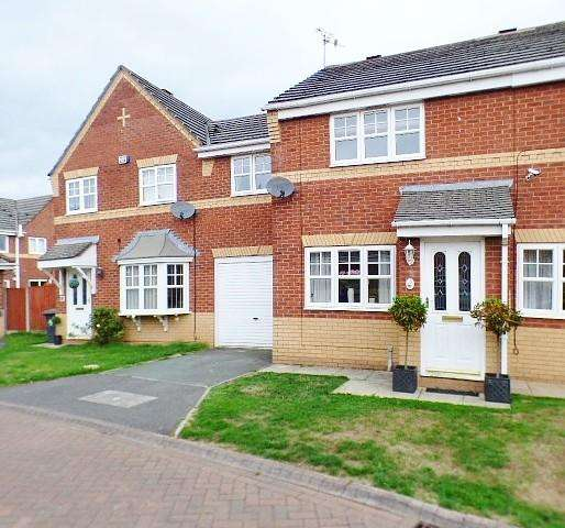 3 Bedrooms House for sale in Southey Close, Widnes