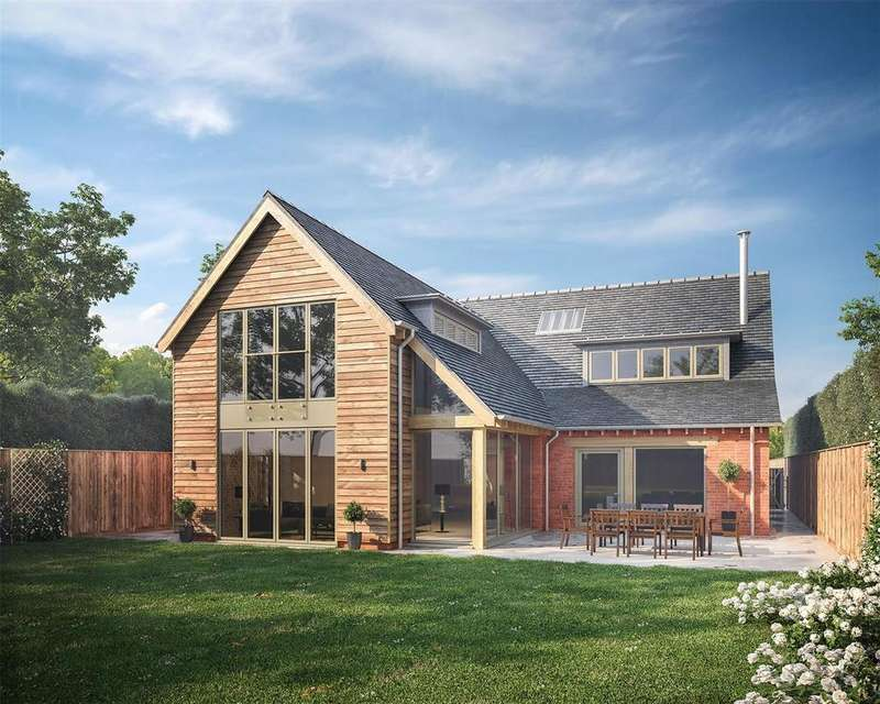 4 Bedrooms Detached House for sale in Checkendon
