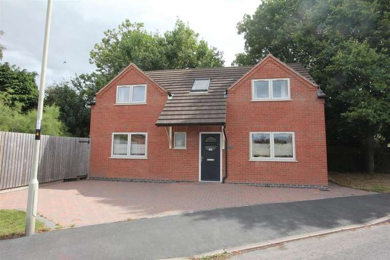 3 Bedrooms Detached House for sale in Brascote Road, Hinckley