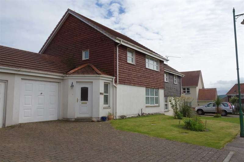 3 Bedrooms Semi Detached House for sale in Sound of Kintyre, Machrihanish