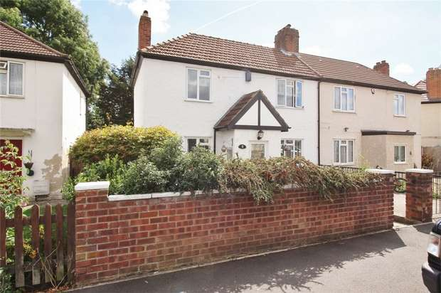 3 Bedrooms Semi Detached House for sale in Chesham Road, Penge, London
