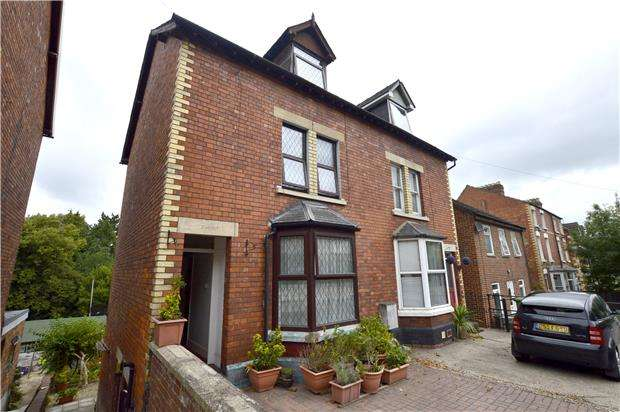 3 Bedrooms Semi Detached House for sale in Bath Road, Stroud, Gloucestershire, GL5 3JL