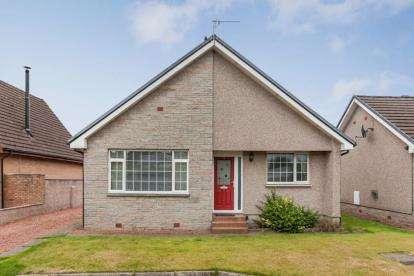 3 Bedrooms Bungalow for sale in Geilston Park, Cardross