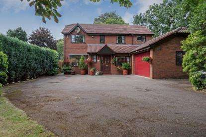 5 Bedrooms Detached House for sale in St. Erics Road, Doncaster