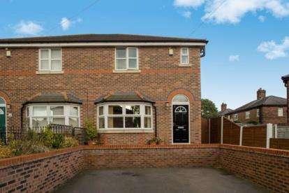 3 Bedrooms Semi Detached House for sale in Bennett Court, Bennett Avenue, Warrington, Cheshire