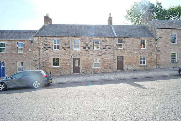 4 Bedrooms Terraced House for sale in 72 Castlegate, Jedburgh TD8 6BB