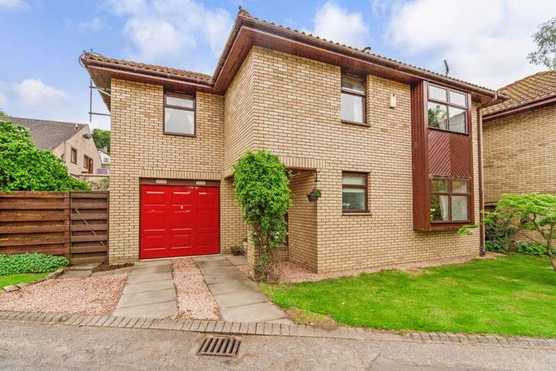 4 Bedrooms Detached House for sale in 5 Westmill Wynd, Lasswade EH18 1LZ