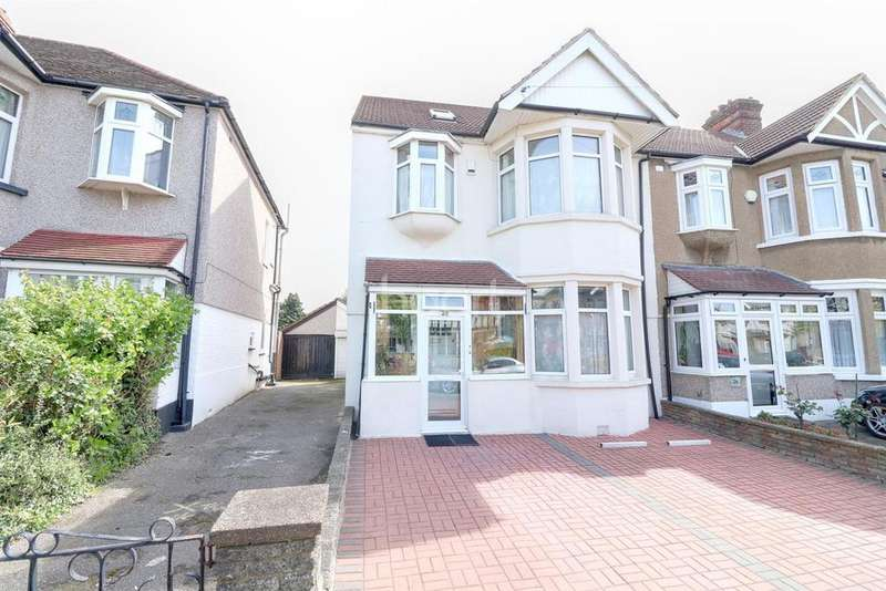 4 Bedrooms End Of Terrace House for sale in Somersby Gardens, Redbridge
