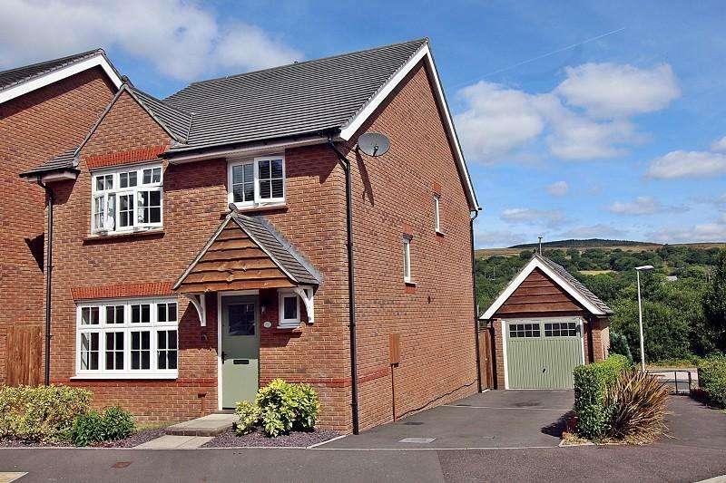4 Bedrooms Detached House for sale in Parc Dan Y Bryn , Tonyrefail, Porth, Rhondda, Cynon, Taff. CF39 8JS