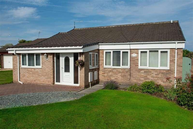 4 Bedrooms Detached Bungalow for sale in Shrewsbury Close, Peterlee, SR8 2NZ