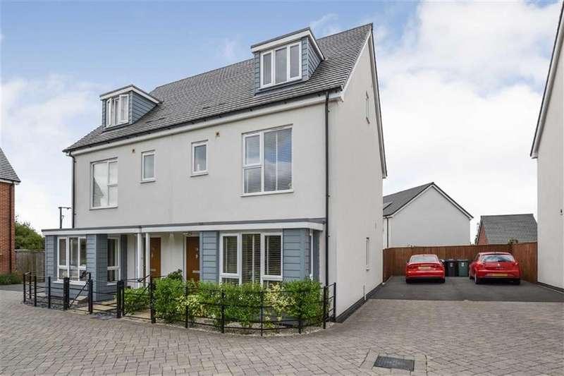 4 Bedrooms Semi Detached House for sale in Ravenstone