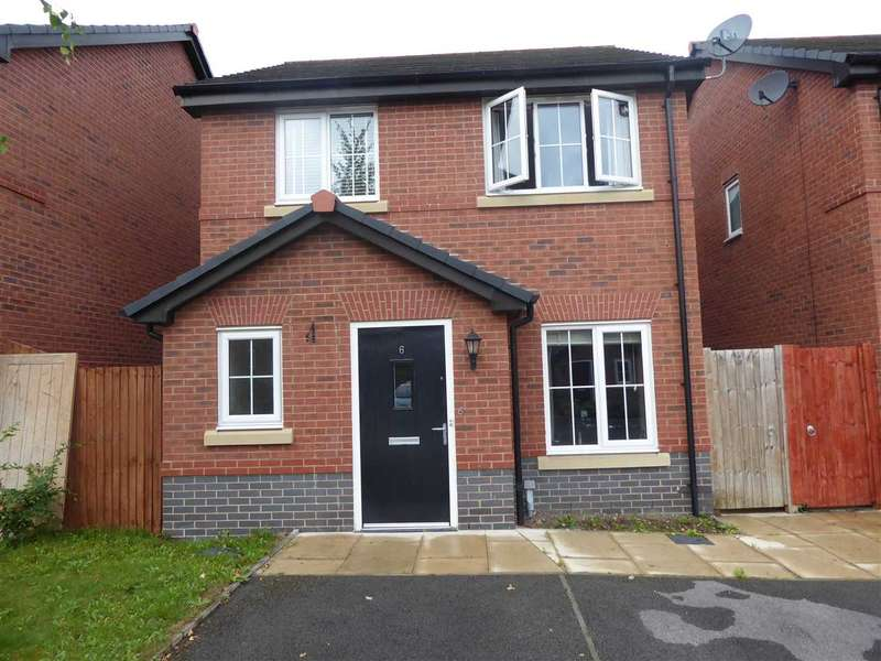 3 Bedrooms Detached House for sale in Chandler Close, Manchester