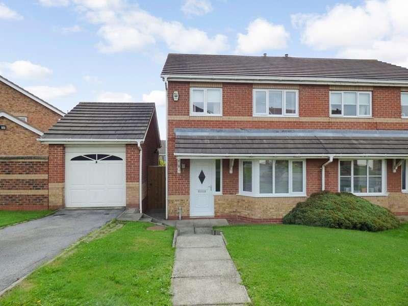 3 Bedrooms Property for sale in Willerby Grove, Peterlee, Peterlee, Durham, SR8 2RN