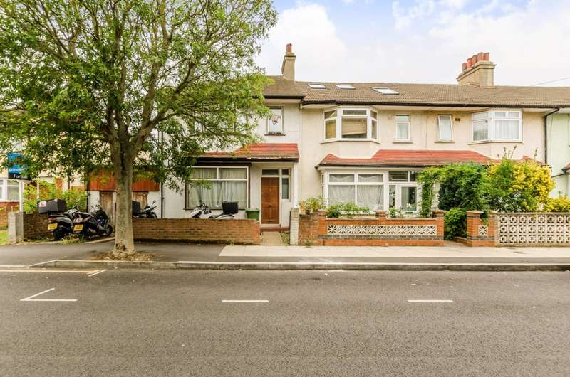 3 Bedrooms Semi Detached House for sale in Crusoe Road, Tooting, CR4