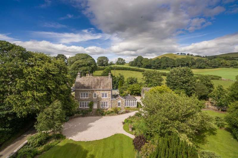 5 Bedrooms Detached House for sale in Lane House, Cow Brow, Lupton, Near Kirkby Lonsdale LA6 1PG