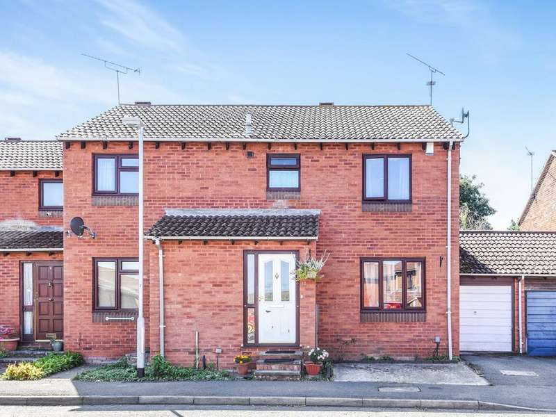 3 Bedrooms Semi Detached House for sale in Mawbray Close, Lower Earley, Reading, RG6