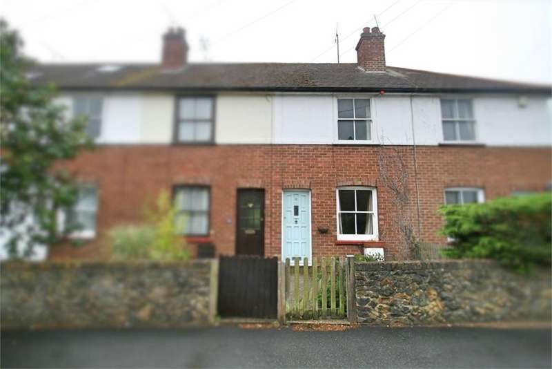2 Bedrooms Cottage House for sale in Church Street, MALDON, Essex