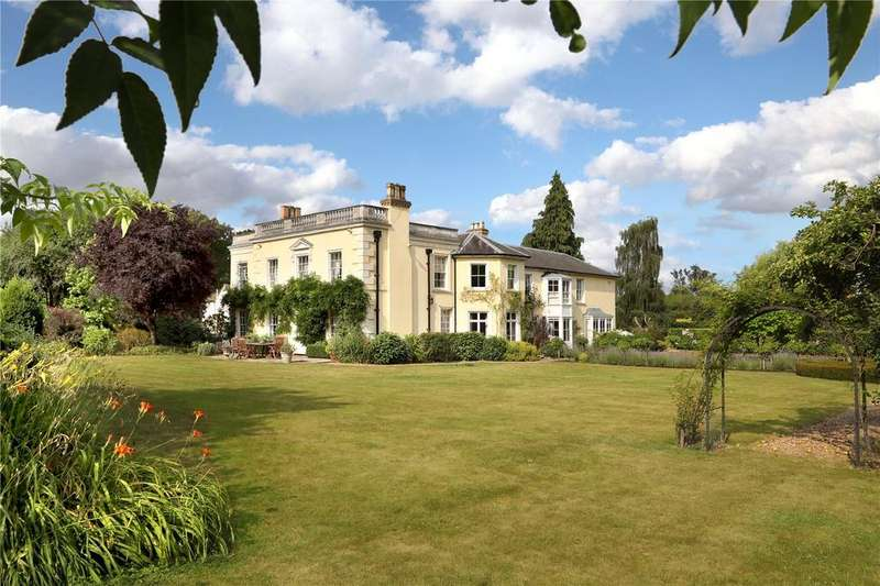 7 Bedrooms Detached House for sale in Woodside Lane, Winkfield, Windsor, Berkshire