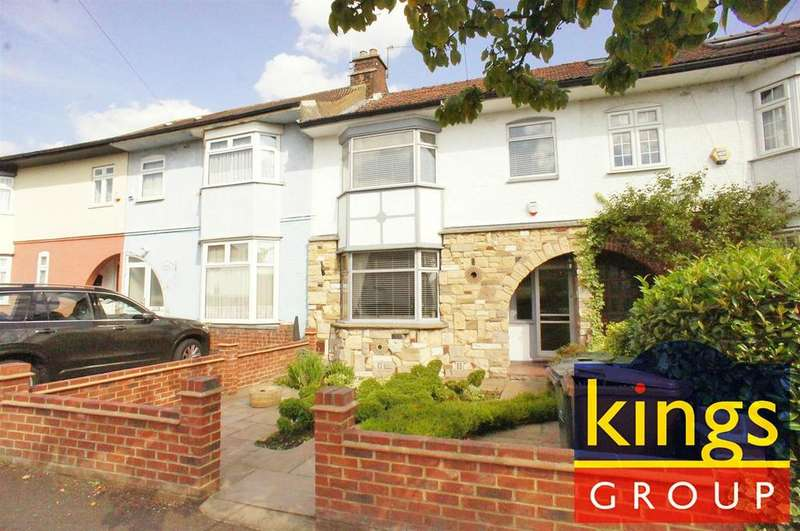 3 Bedrooms Terraced House for sale in Drysdale Avenue, London