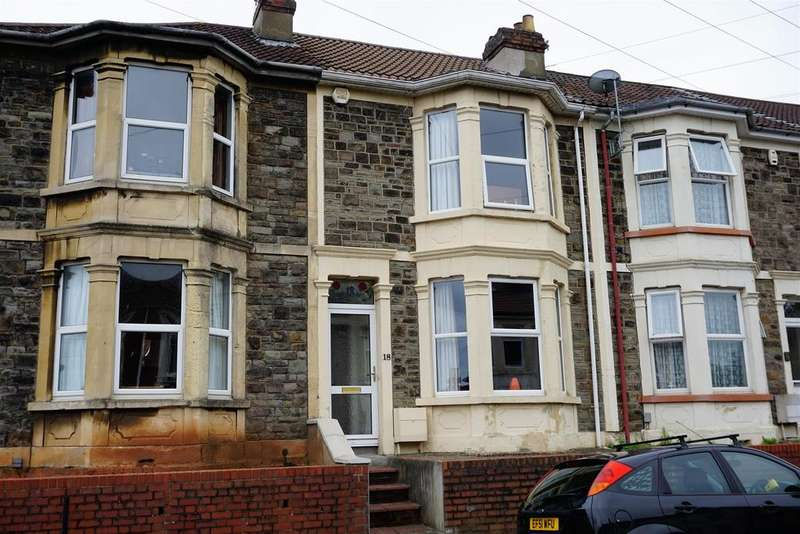 3 Bedrooms Terraced House for sale in Langton Court Road, St Annes, Bristol
