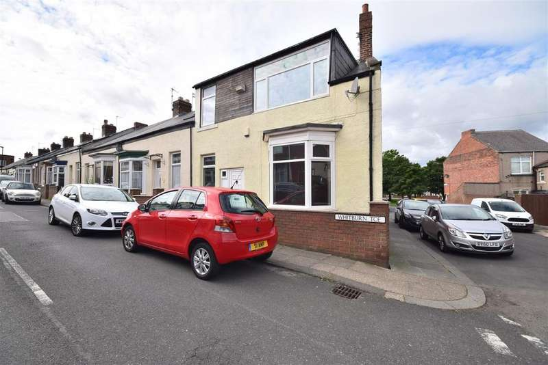4 Bedrooms Cottage House for sale in Whitburn Terrace, Fulwell, Sunderland
