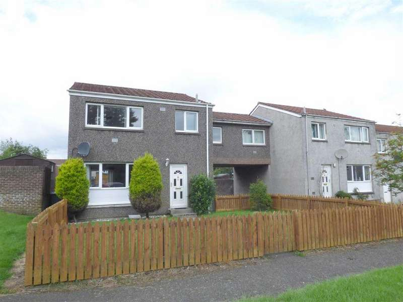 4 Bedrooms Link Detached House for sale in Warwick Close, Leuchars, Fife
