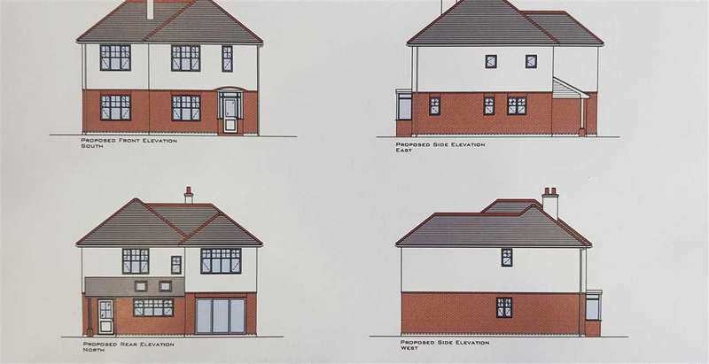 3 Bedrooms Detached House for sale in Purewell, Christchurch