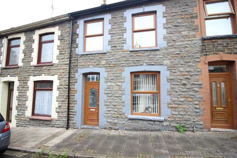 2 Bedrooms Terraced House for sale in Upper Canning Street, Ton Pentre