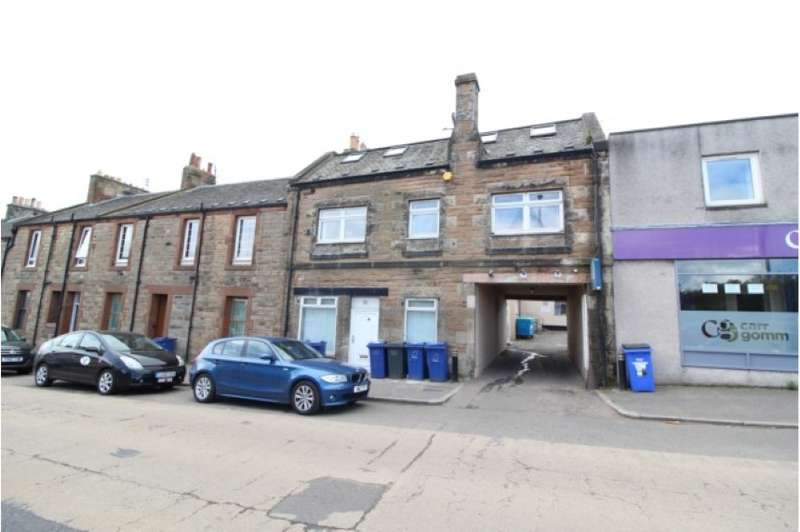 2 Bedrooms Maisonette Flat for sale in 19A, Clerk Street, Loanhead, City Of Edinburgh