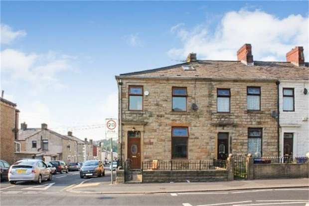 5 Bedrooms End Of Terrace House for sale in Blackburn Road, Accrington, Lancashire