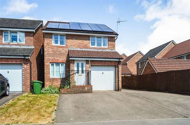 3 Bedrooms Detached House for sale in Marsh Court, Aberbargoed, Bargoed, Caerphilly