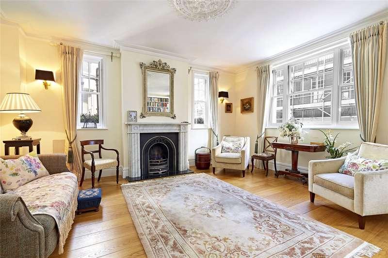 4 Bedrooms Terraced House for sale in D'oyley Street, Chelsea, SW1X