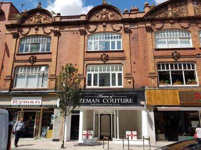 2 Bedrooms Flat for sale in Stamford New Road, Altrincham, Greater Manchester, .