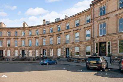3 Bedrooms Flat for sale in Park Circus, Park