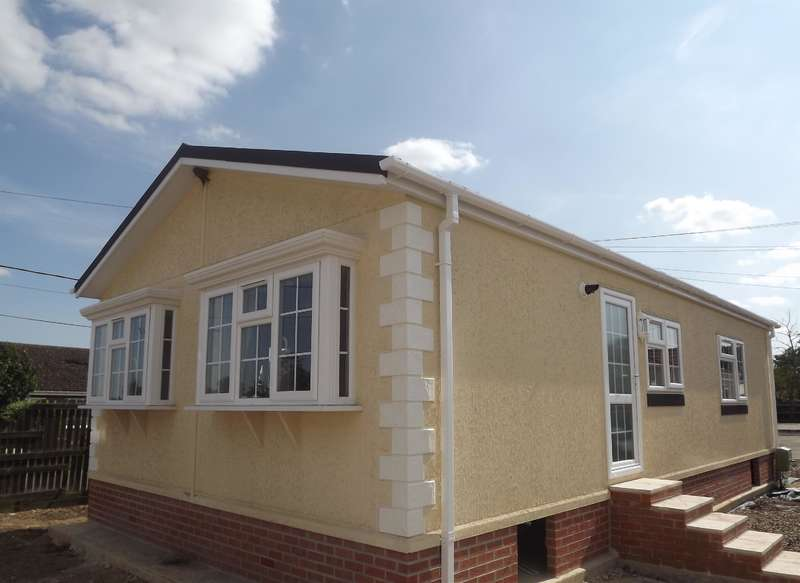 2 Bedrooms Park Home Mobile Home for sale in Hawthorn Hill, Dogdyke, LN4 4XA