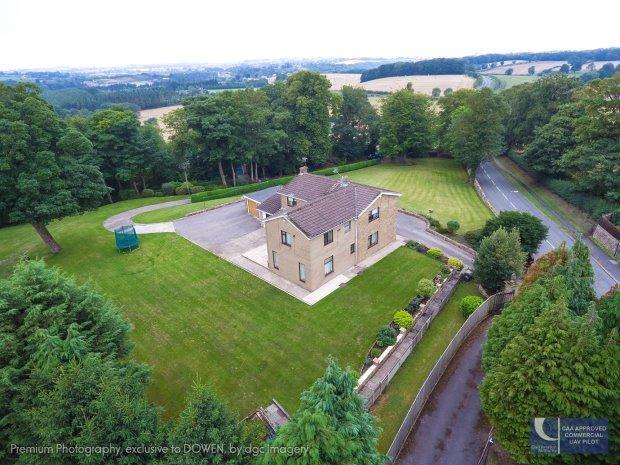 5 Bedrooms Detached House for sale in WILD ACRE, MAINSFORTH VILLAGE, SEDGEFIELD DISTRICT