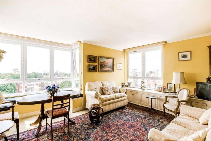 2 Bedrooms Flat for sale in Chelsea Towers, Chelsea Manor Gardens, Chelsea, London, SW3