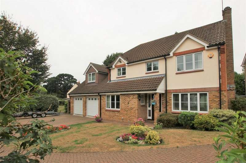 5 Bedrooms Detached House for sale in 9 Sorrel Close, WOKINGHAM, Berkshire