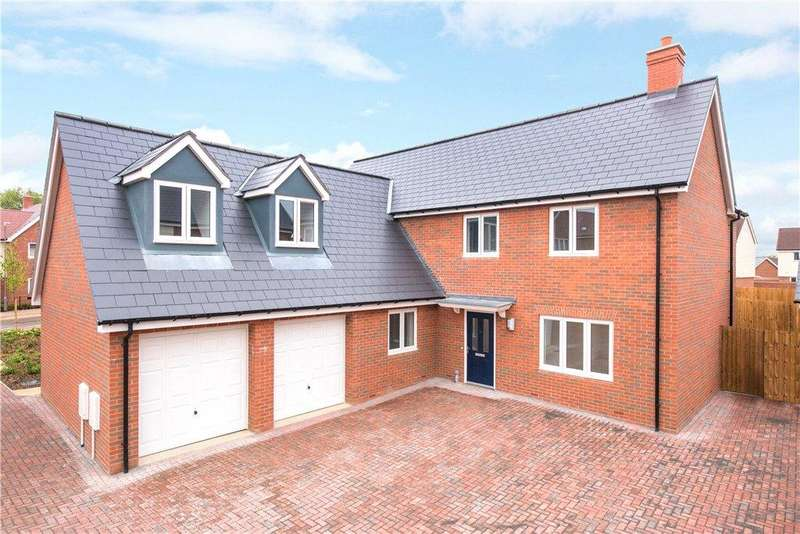 5 Bedrooms Detached House for sale in Plot No. 036, Canalside View, Off Stocklake, Aylesbury