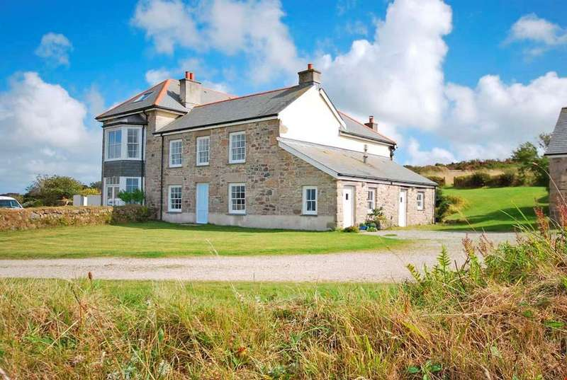 4 Bedrooms Semi Detached House for sale in Wheal Buller, Rural Lanner, Redruth, Cornwall, TR16