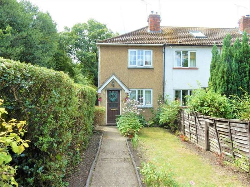2 Bedrooms Cottage House for sale in Yorktown Road, SANDHURST, Berkshire
