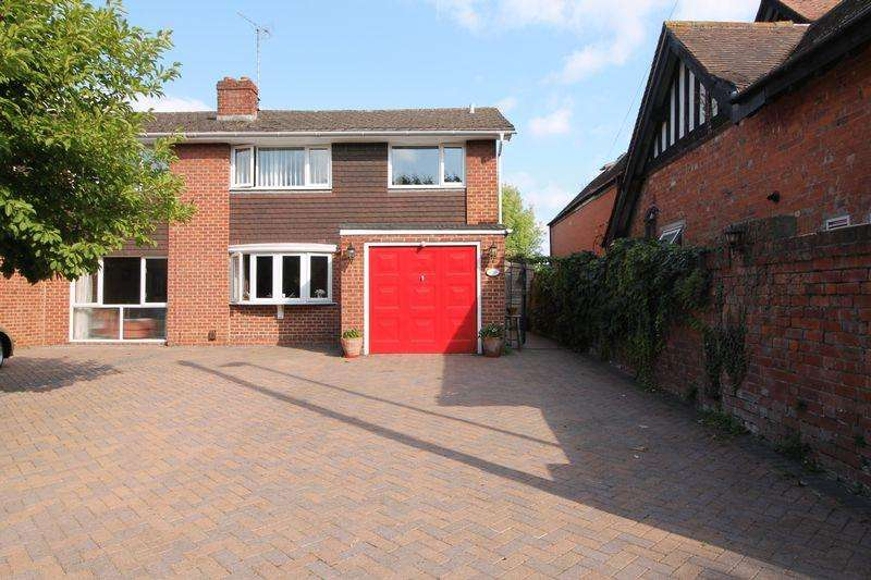 4 Bedrooms Semi Detached House for sale in North Upton Lane, Barnwood, Gloucester