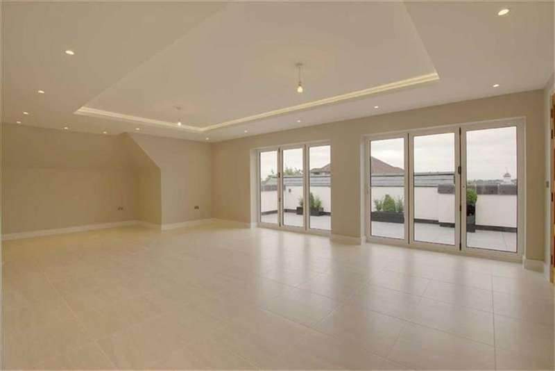 3 Bedrooms Penthouse Flat for sale in The Penthouse, Amaris Lodge, Old Park Road, Enfield, Middlesex