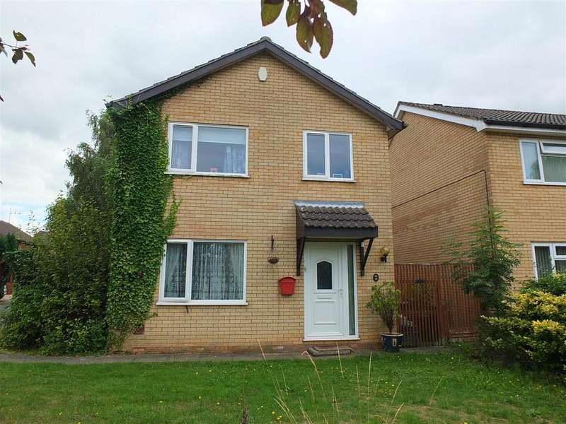 4 Bedrooms Detached House for sale in Lime Walk, Long Sutton