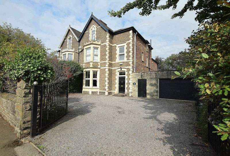 6 Bedrooms Semi Detached House for sale in Church Road, Whitchurch, Cardiff. CF14 2EA