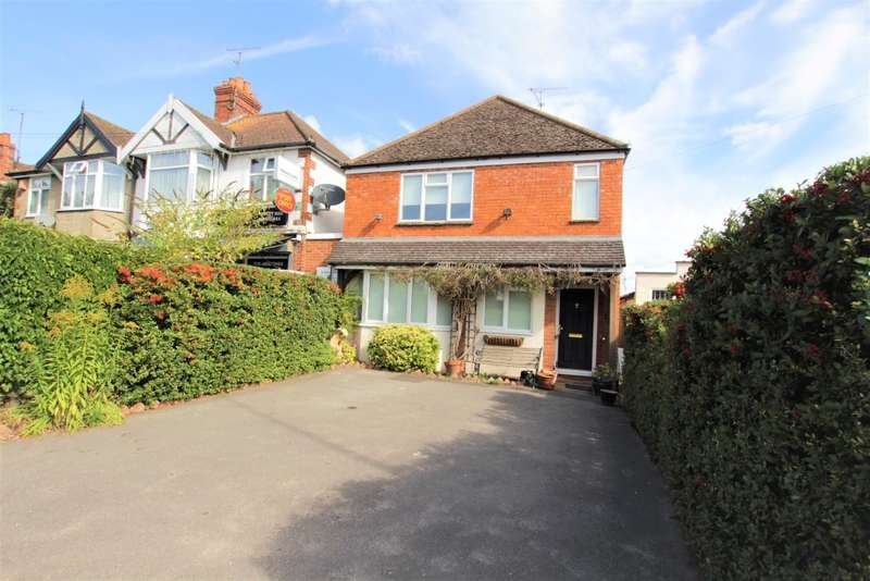 4 Bedrooms Detached House for sale in Purley Rise, Purley On Thames, Reading, RG8
