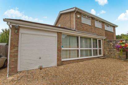 4 Bedrooms Detached House for sale in Woodgrove Road, Bristol, Somerset