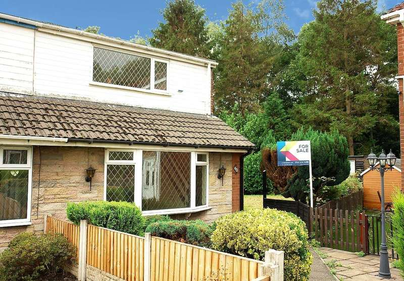 2 Bedrooms Town House for sale in Wiltshire Road, Chadderton